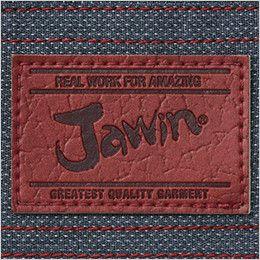 自重堂 56400 [春夏用]JAWIN 長袖ジャンパー(新庄モデル) 革ラベル
