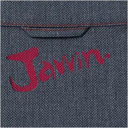 自重堂Jawin 56404 [春夏用]長袖シャツ(新庄モデル) 背当てプリント