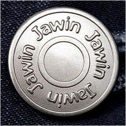 自重堂Jawin 56502 [春夏用]ストレッチノータックカーゴパンツ タックボタン