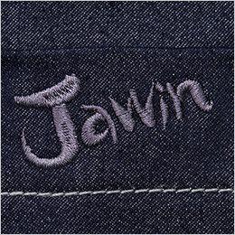 自重堂Jawin 56502 [春夏用]ストレッチノータックカーゴパンツ Jawinロゴ