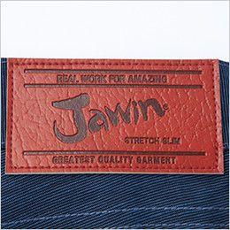 自重堂Jawin 56602 [春夏用]ストレッチノータックカーゴパンツ 革ラベル