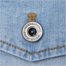 自重堂 56900 [春夏用]JAWIN ストレッチ長袖ジャンパー タックボタン(胸ポケット)
