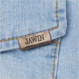 自重堂 56900 [春夏用]JAWIN ストレッチ長袖ジャンパー メタルクリップ