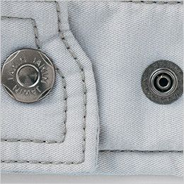 自重堂Jawin 58100 防寒ジャンパー オリジナルデザインボタン