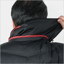 自重堂 58400 [秋冬用]JAWIN マルチストレッチ防寒ジャンパー(フード付)[刺繍NG](新庄モデル) ファスナー