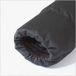 自重堂Jawin 58400 [秋冬用]マルチストレッチ防寒ジャンパー(フード付)[刺繍NG](新庄モデル) 内側