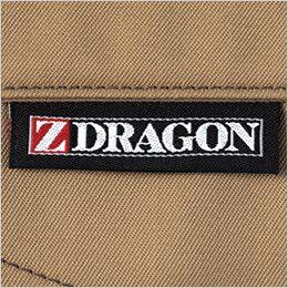 自重堂 71001 Z-DRAGON ストレッチノータックパンツ ワンポイント