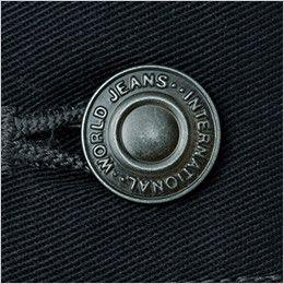 自重堂 71216 Z-DRAGON 綿100%レディースカーゴパンツ(女性用) タックボタン