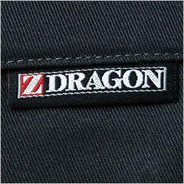自重堂 71216 Z-DRAGON 綿100%レディースカーゴパンツ(女性用) ワンポイント