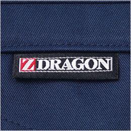 自重堂 71506 [秋冬用]Z-DRAGON 製品制電ツイルレディースパンツ(女性用) ワンポイント