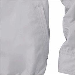 自重堂 74080 [春夏用]Z-DRAGON 空調服 長袖ブルゾン ポリ100% 両脇 ポケット