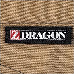 自重堂 75016 [春夏用]Z-DRAGON レディースノータックカーゴパンツ ワンポイント