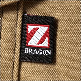 自重堂 75016 [春夏用]Z-DRAGON レディースノータックカーゴパンツ ワンポイント(カーゴポケット)
