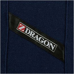 自重堂 75114 Z-DRAGON 半袖ポロシャツ(男女兼用) ワンポイント