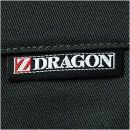 自重堂 75201 [春夏用]Z-DRAGON ノータックパンツ(男性用) ワンポイント