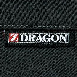 自重堂 75216 [春夏用]Z-DRAGON レディースカーゴパンツ(裏付)(女性用) ワンポイント