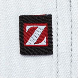 自重堂 75310 [春夏用]Z-DRAGON 製品制電半袖ジャンパー(男女兼用) ワンポイント