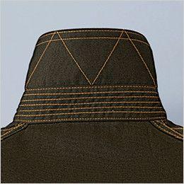 自重堂 75404 [春夏用]Z-DRAGON サマーツイル長袖シャツ 衿裏飾りステッチ