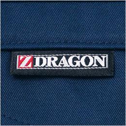 自重堂 75516 [春夏用]Z-DRAGON 製品制電レディースカーゴパンツ(裏付)(女性用) ワンポイント