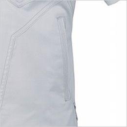 自重堂 75910 [春夏用]Z-DRAGON ストレッチ半袖ジャンパー(男女兼用)  ポケット