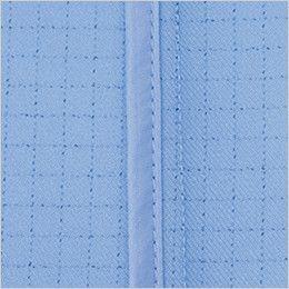 自重堂 80406 エコ高制電ツータックレディースパンツ(IEC制電適合) 縫製仕様(低発塵仕様)
