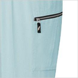 自重堂 84802 [春夏用]吸汗速乾ワンタックカーゴパンツ ポケット