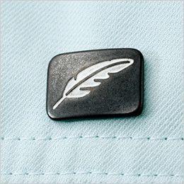 自重堂 84802 [春夏用]吸汗速乾ワンタックカーゴパンツ オリジナルデザインボタン