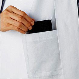 自重堂 86310 [春夏用]ドライオックス吸汗速乾半袖ジャンパー 内ポケット