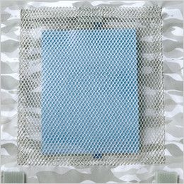 自重堂 87070 [春夏用]空調服 迷彩 半袖ジャケット ポリ100% 保冷剤用メッシュポケット