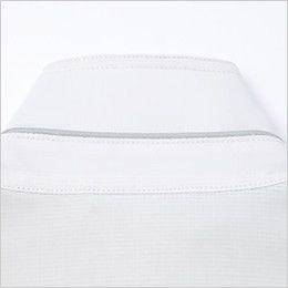 自重堂 87104 製品制電ストレッチ長袖シャツ(男女兼用) 反射パイピング(通常時)