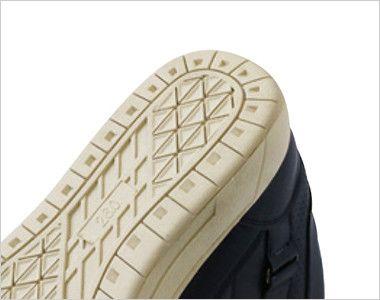自重堂 S1153 Z-DRAGON ミドルカット セーフティスニーカー 樹脂先芯 クッション性の高いEVAミッドソール