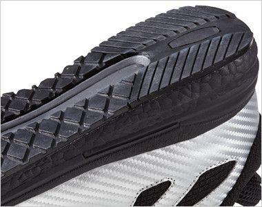 自重堂 S7183 Z-DRAGON 耐滑セーフティシューズ(ミドルカット) スチール先芯 クッション性の高いEVAミッドソール・水や油に強い耐滑ソール
