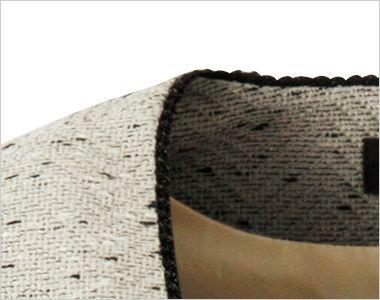 en joie(アンジョア) 11680 [通年]ほんのり甘いミックスツイードのベスト 黒ラメのパイピングで大人可愛い襟元