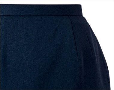 en joie(アンジョア) 51070 [通年]エコ素材でプチプラ人気のスカート 無地 ポケット