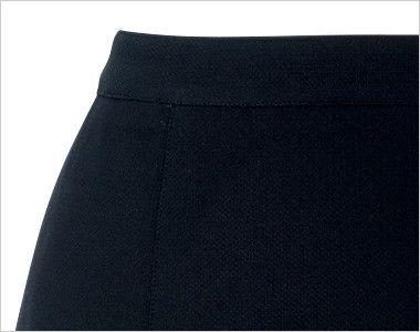 en joie(アンジョア) 51372 [通年]伸縮性があり心地よいフィット感のプリーツスカート 無地 ポケット