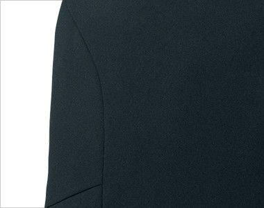 en joie(アンジョア) 51413 [通年]2WAYストレッチで、動きやすさバツグンのマーメイドスカート 無地 サイドとバックの切り替えで美しいシルエット