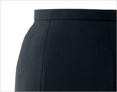 en joie(アンジョア) 51415 [通年]ワンランク上の着心地を実現!マーメイドスカート 無地 ポケット