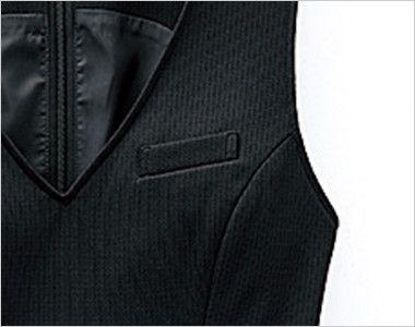 en joie(アンジョア) 61510 [通年]ウエストの締め付けがなくストレスフリーのジャンパースカート 無地 ポケット