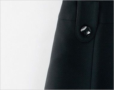 en joie(アンジョア) 66300 [春夏用]涼しい着心地のジャンパースカート 無地 ポケット(左脇ポケットなし)