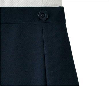 en joie(アンジョア) 66420 [春夏用]ストレッチ×防シワで清潔感のあるニットワンピース(女性用) 無地 スマホなどが収納できるポケット