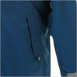 カジメイク 7260 [通年]エントラント(R)使用レインコート(男女兼用) ポケット付