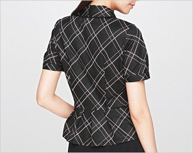 ESP451 enjoy [春夏用]躍動感あふれる都会派エレガントなオフィスポロシャツ