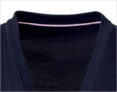 EWG431 enjoy [通年]おしゃれに冷え対策ができる重ね着も決まる シークレットカーディガン