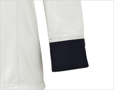 EWT533 enjoy 七分袖プルオーバー 無地[ストレッチ/吸汗速乾/UVカット/防透] 七分袖