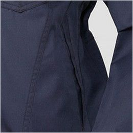 258601SET クロダルマ エアーセンサー 長袖ジャンパー ポケット付き
