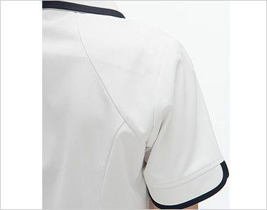 CD2832 ナガイレーベン(nagaileben) キャリアル チュニック(女性用) 腕が動かしやすい背面のラグラン袖