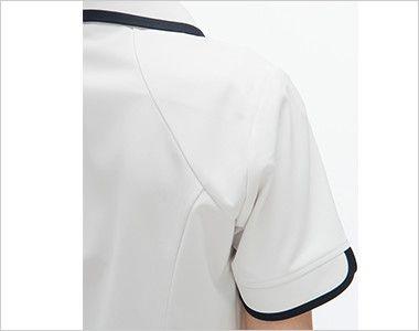 [在庫限り/返品交換不可]CD2837 ナガイレーベン(nagaileben) キャリアル ワンピース(女性用) 腕が動かしやすい背面のラグラン袖