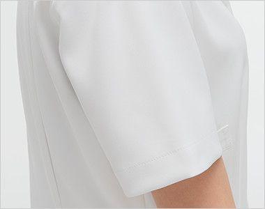 FT4537 ナガイレーベン(nagaileben) フェルネ ワンピース(女性用) 腕を細くみせてくれるスッキリした袖
