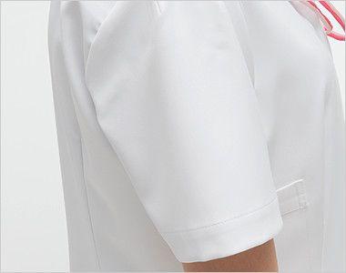 FT4552 ナガイレーベン(nagaileben) フェルネ チュニック(女性用) 腕を細くみせてくれるスッキリした袖