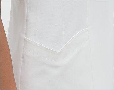 FY4587 ナガイレーベン(nagaileben) フェルネ ワンピース(女性用) ハート型のかわいい脇ポケット